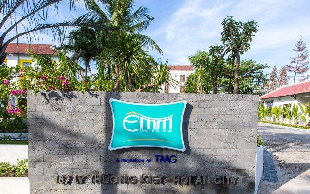 Отель Emm Hoi An Хойан вид на фасад