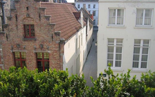 Отель Alegria Бельгия, Брюгге - отзывы, цены и фото номеров - забронировать отель Alegria онлайн вид на фасад