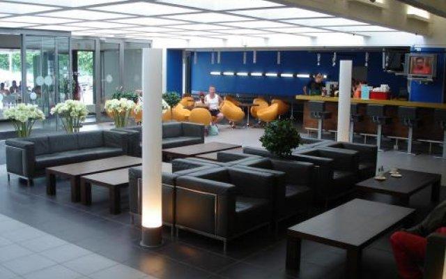 Pirita Marina Hotel & Spa интерьер отеля