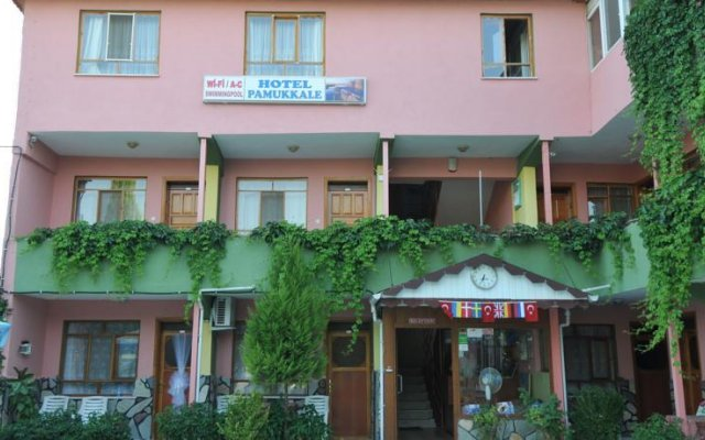 Pamukkale Турция, Памуккале - 1 отзыв об отеле, цены и фото номеров - забронировать отель Pamukkale онлайн вид на фасад