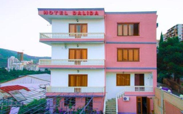 Отель Dalida вид на фасад