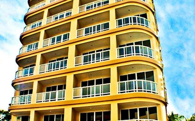 Отель Nova Gold Hotel Таиланд, Паттайя - 10 отзывов об отеле, цены и фото номеров - забронировать отель Nova Gold Hotel онлайн вид на фасад