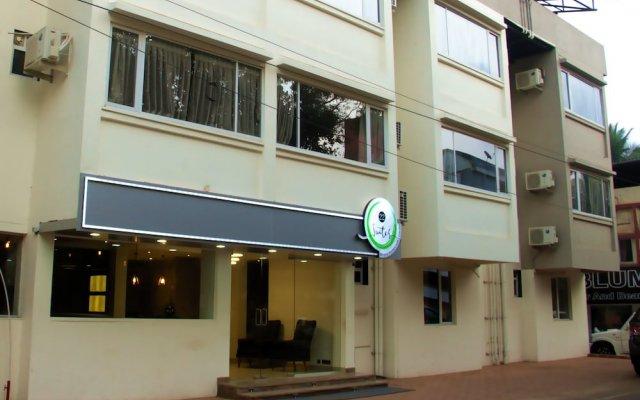 Отель OYO 22246 22 Suites Индия, Маргао - отзывы, цены и фото номеров - забронировать отель OYO 22246 22 Suites онлайн вид на фасад