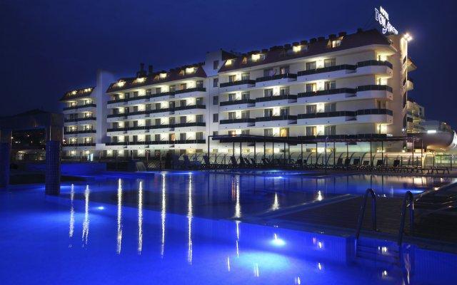 Отель Don Ángel Испания, Санта-Сусанна - 1 отзыв об отеле, цены и фото номеров - забронировать отель Don Ángel онлайн вид на фасад