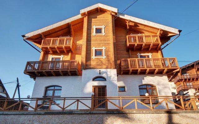 Altair Hotel вид на фасад