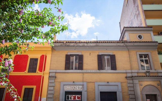 Отель Furio Camillo Италия, Рим - отзывы, цены и фото номеров - забронировать отель Furio Camillo онлайн вид на фасад
