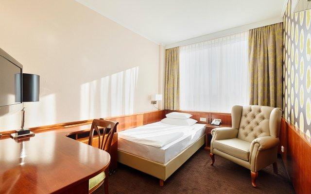 Отель Am Parkring Вена комната для гостей
