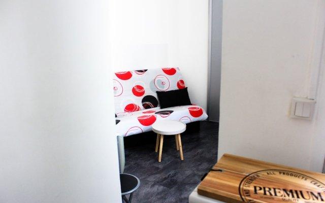 Отель Le Niçois Франция, Ницца - отзывы, цены и фото номеров - забронировать отель Le Niçois онлайн балкон
