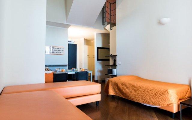 Отель Apart-Hotel Dell'Acquario Италия, Генуя - отзывы, цены и фото номеров - забронировать отель Apart-Hotel Dell'Acquario онлайн комната для гостей
