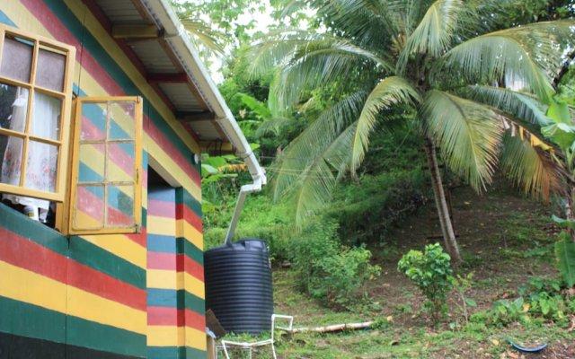 Отель Nature in portland Ямайка, Порт Антонио - отзывы, цены и фото номеров - забронировать отель Nature in portland онлайн вид на фасад