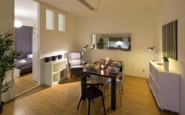 Апартаменты New Town - Apple Apartments комната для гостей