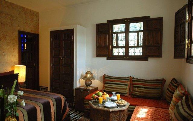 Отель Palais De Fès Dar Tazi Марокко, Фес - отзывы, цены и фото номеров - забронировать отель Palais De Fès Dar Tazi онлайн комната для гостей