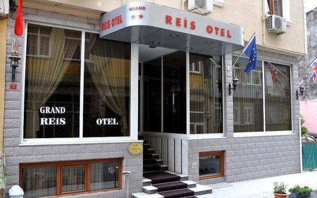 Grand Reis Hotel вид на фасад