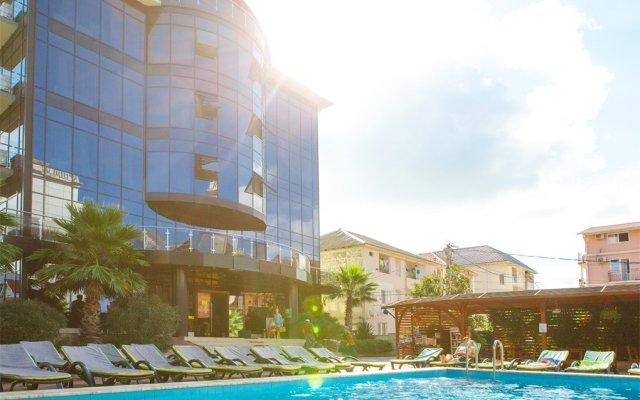 Гостиница Экодом Адлер бассейн