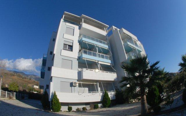 Отель Divers Албания, Влёра - отзывы, цены и фото номеров - забронировать отель Divers онлайн вид на фасад