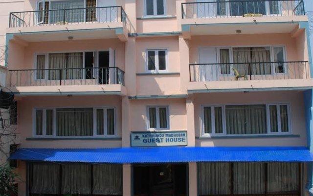 Отель Kathmandu Madhuban Guest House Непал, Катманду - 1 отзыв об отеле, цены и фото номеров - забронировать отель Kathmandu Madhuban Guest House онлайн вид на фасад