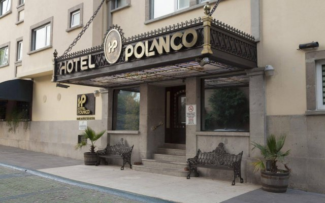 Отель Polanco Мексика, Мехико - отзывы, цены и фото номеров - забронировать отель Polanco онлайн вид на фасад