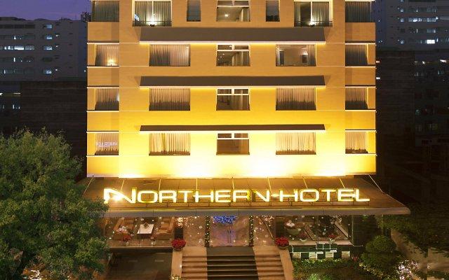 Northern Hotel вид на фасад