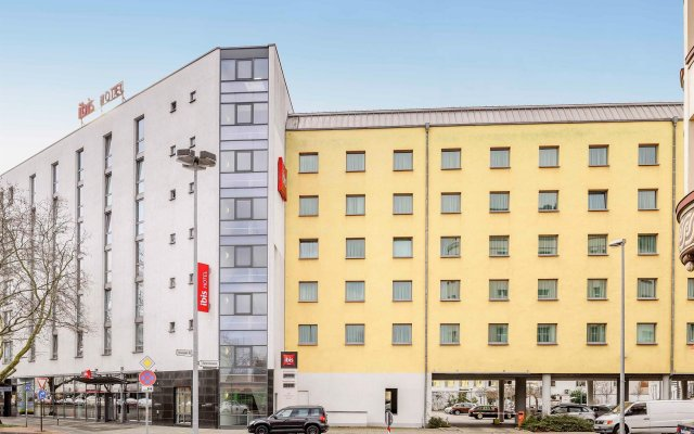 Ibis Hotel Hannover City вид на фасад
