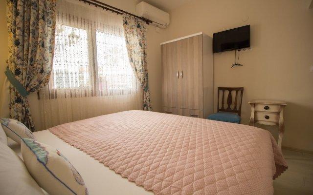 Отель La Casa Pansiyon комната для гостей