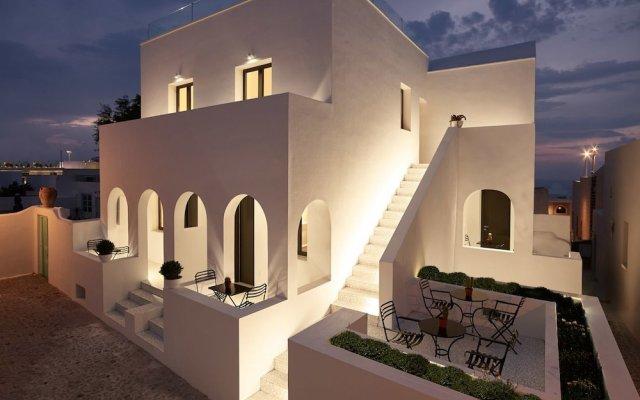 Отель The Arches Греция, Остров Санторини - отзывы, цены и фото номеров - забронировать отель The Arches онлайн вид на фасад