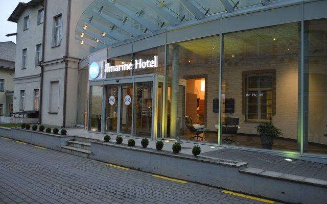 Hestia Hotel Ilmarine вид на фасад