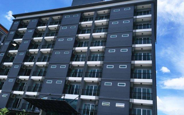 Interpark Hotel & Residence, Eastern Seaboard Rayong вид на фасад