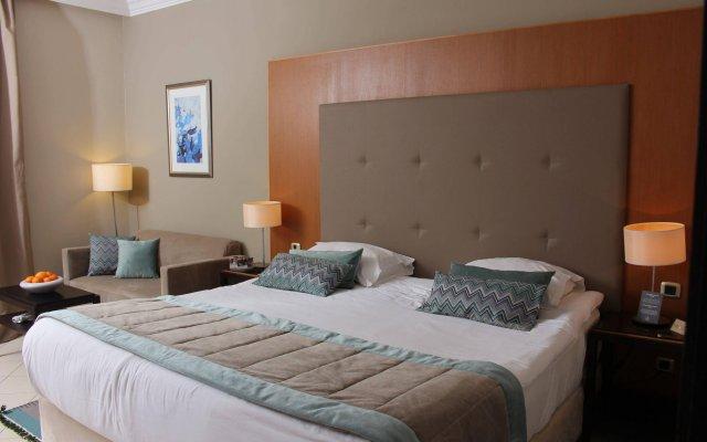 Отель Royal Thalassa Монастир комната для гостей