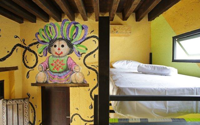 Отель Mexiqui Zocalo Мексика, Мехико - отзывы, цены и фото номеров - забронировать отель Mexiqui Zocalo онлайн комната для гостей