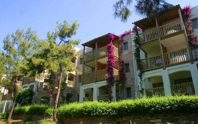 Отель Hapimag Resort Sea Garden - All Inclusive вид на фасад