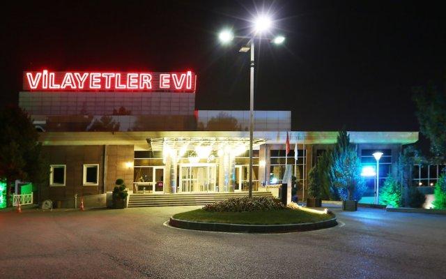 VE Hotels Golbasi Vilayetler Evi Турция, Анкара - отзывы, цены и фото номеров - забронировать отель VE Hotels Golbasi Vilayetler Evi онлайн вид на фасад