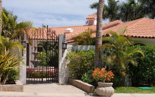 Отель Villa Estrella De Mar Мексика, Сан-Хосе-дель-Кабо - отзывы, цены и фото номеров - забронировать отель Villa Estrella De Mar онлайн вид на фасад