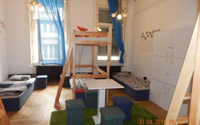 Deak Hostel детские мероприятия