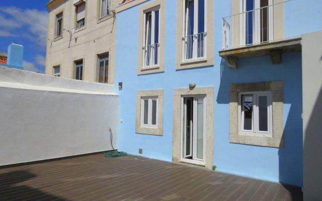 Апартаменты Downtown Boutique Studio & Suites вид на фасад