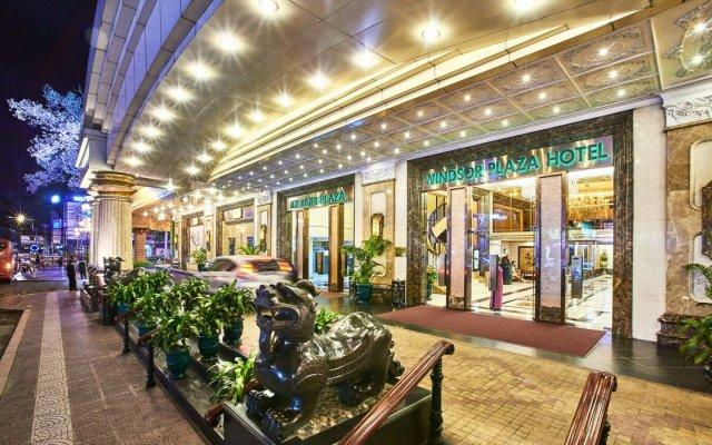 Отель Windsor Plaza Hotel Вьетнам, Хошимин - 1 отзыв об отеле, цены и фото номеров - забронировать отель Windsor Plaza Hotel онлайн вид на фасад