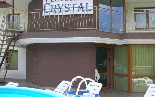 Отель Crystal Болгария, Смолян - отзывы, цены и фото номеров - забронировать отель Crystal онлайн вид на фасад
