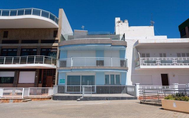 Отель Apartamento La Baja By Canariasgetaway Испания, Меленара - отзывы, цены и фото номеров - забронировать отель Apartamento La Baja By Canariasgetaway онлайн вид на фасад