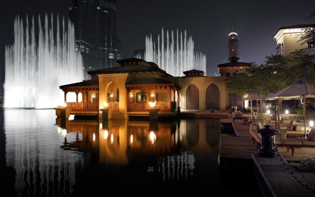 Palace Downtown in Dubai, United Arab Emirates from 271$, photos, reviews - zenhotels.com hotel front