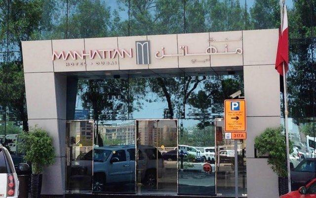 Manhattan Avenue Hotel вид на фасад