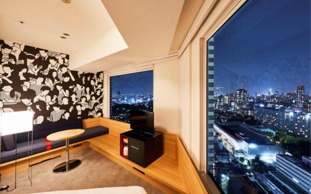 Отель Shinagawa Prince Токио комната для гостей