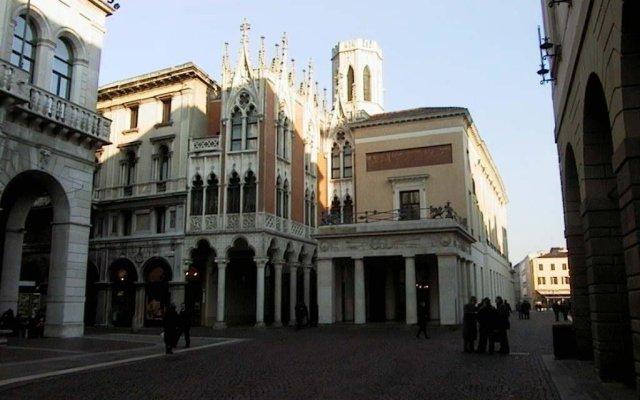 Отель Albergo Junior Италия, Падуя - отзывы, цены и фото номеров - забронировать отель Albergo Junior онлайн вид на фасад