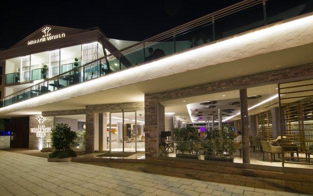 Mirage World Hotel - All Inclusive вид на фасад