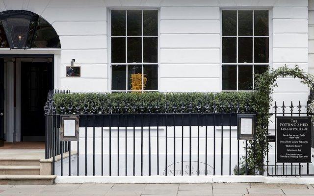 Отель Dorset Square Hotel Великобритания, Лондон - отзывы, цены и фото номеров - забронировать отель Dorset Square Hotel онлайн вид на фасад