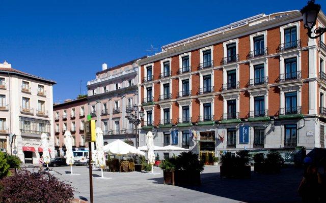 Hotel Intur Palacio San Martin вид на фасад