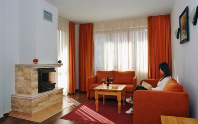 Отель Winslow Infinity and Spa Alexander Services Apartments Болгария, Банско - отзывы, цены и фото номеров - забронировать отель Winslow Infinity and Spa Alexander Services Apartments онлайн комната для гостей