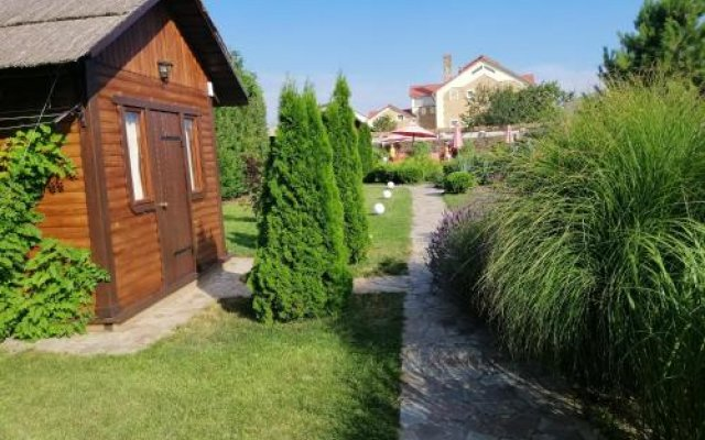 Country Hotel Bless Village вид на фасад