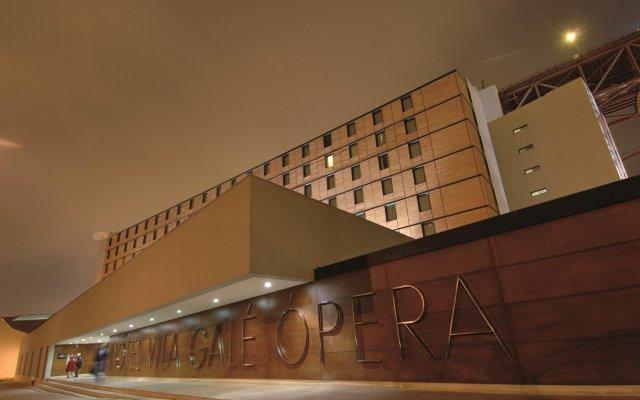 Отель Vila Gale Opera Португалия, Лиссабон - отзывы, цены и фото номеров - забронировать отель Vila Gale Opera онлайн вид на фасад