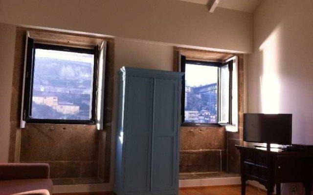 Апартаменты Gustavo Eiffel Apartments комната для гостей