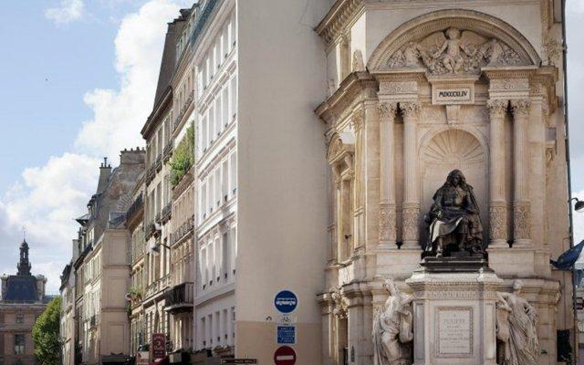 Отель Montpensier Франция, Париж - 2 отзыва об отеле, цены и фото номеров - забронировать отель Montpensier онлайн вид на фасад