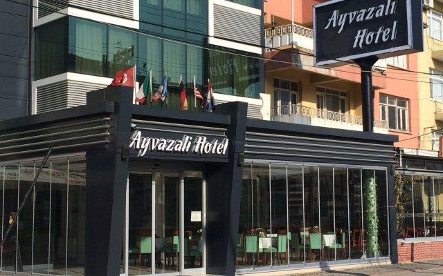 Efsane Hotel Турция, Дикили - отзывы, цены и фото номеров - забронировать отель Efsane Hotel онлайн вид на фасад